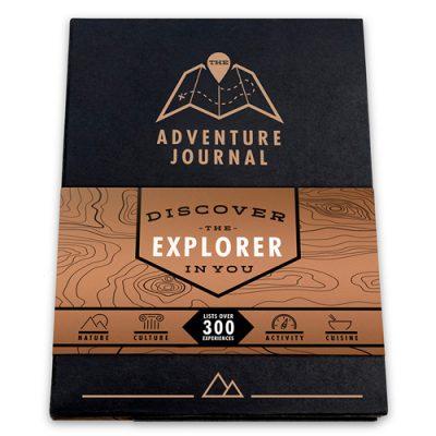 Adventure Journal – een afkrasbare bucket list