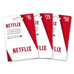 Netflix Giftcard