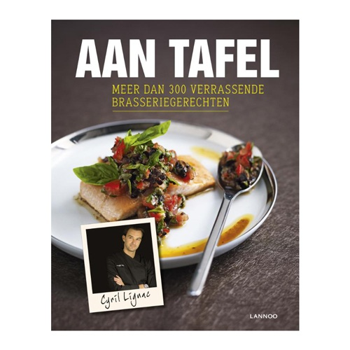 Kookboek Aan Tafel – Cyril Lignac