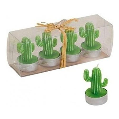 Cactus waxinelichtjes