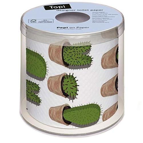 Cactus toiletpapier