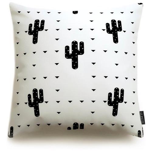 Cactus kussenhoes