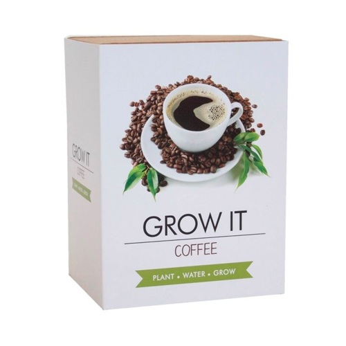 Grow it koffie kweekset
