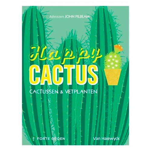 Happy Cactus (boek)