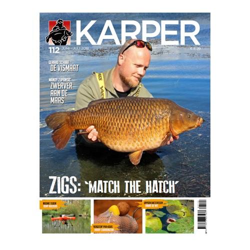 3x Karper Magazine