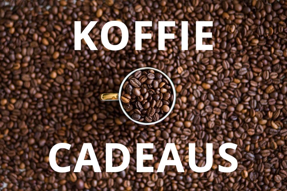 De cadeaus waar iedere koffieliefhebber blij van wordt