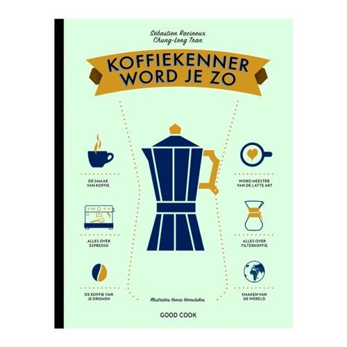 Boek: Koffiekenner word je zo