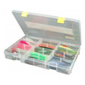 Opbergbox voor kunstaas en dobbers