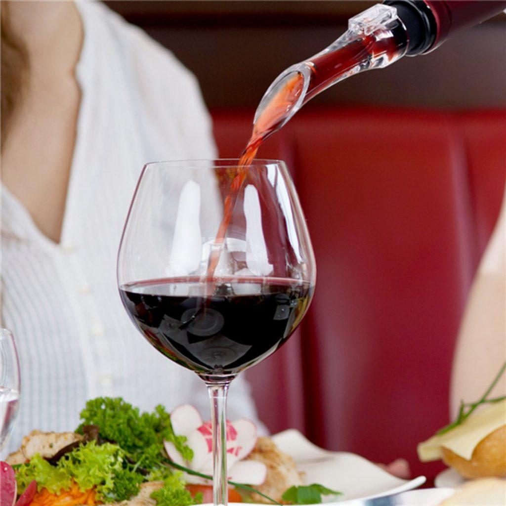 Magic Decanter wijnbeluchter – Voor meer smaak aan wijn