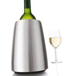 Vacu Vin Rapid Ice Wijnkoeler RVS roestvrijstaal