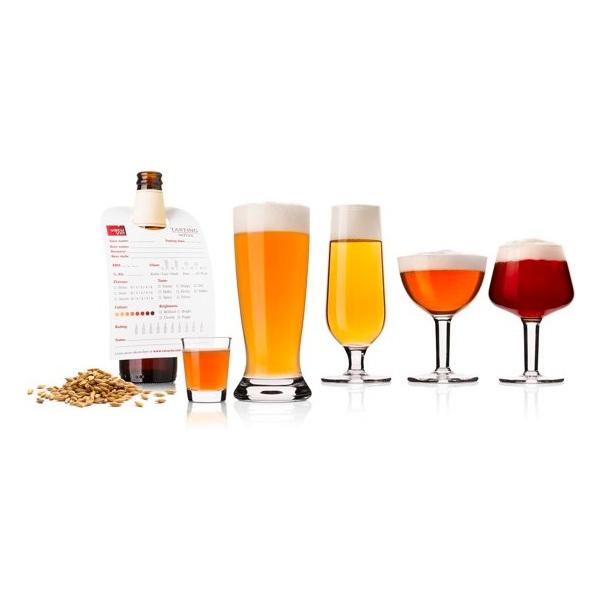 Bier glazen set speciaalbier