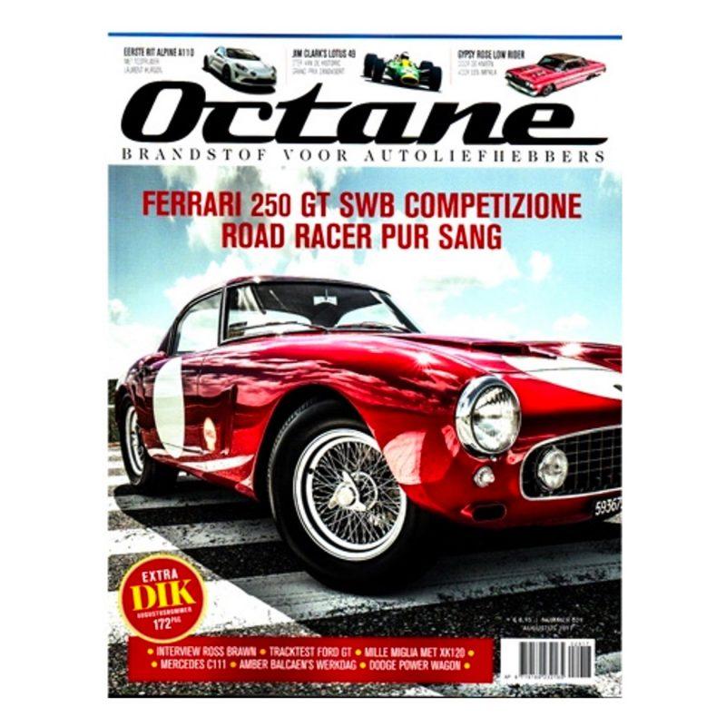 Octane Magazine Cadeau