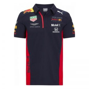 Red Bull Racing 2020 Team Polo - Max Verstappen