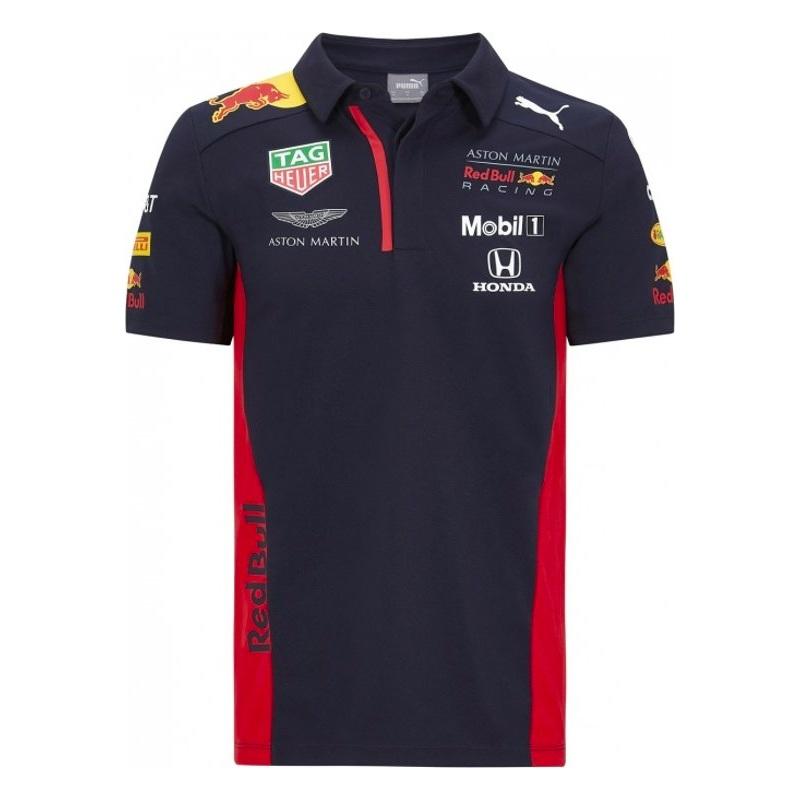 Red Bull Racing 2020 Team Polo – Max Verstappen