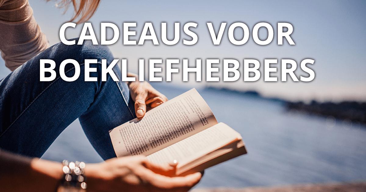 cadeaus voor boek- en leesliefhebbers