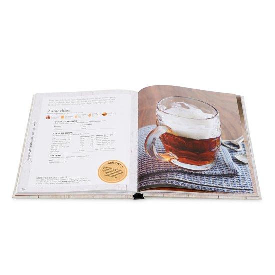 Zelf leren bierbrouwen boek met handige brouw tips
